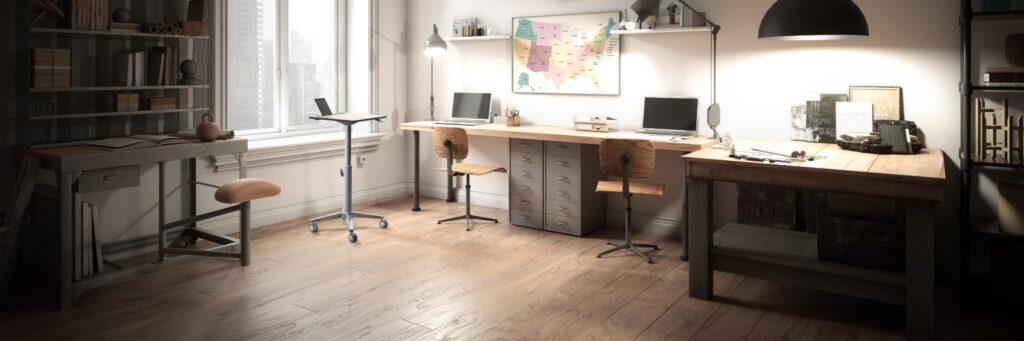 Dedicate a workspace